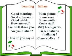 picture regarding Italian Phrases for Travel Printable titled Simple Italian Vacationer Words the holidaymakers chant